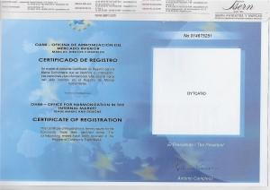 marca registrada DYTCATIO